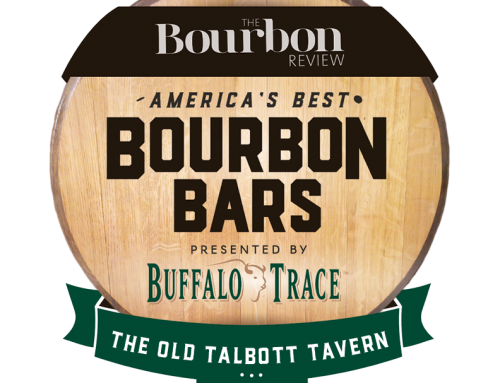 Named One of America's Best Bourbon Bars by The Bourbon Review